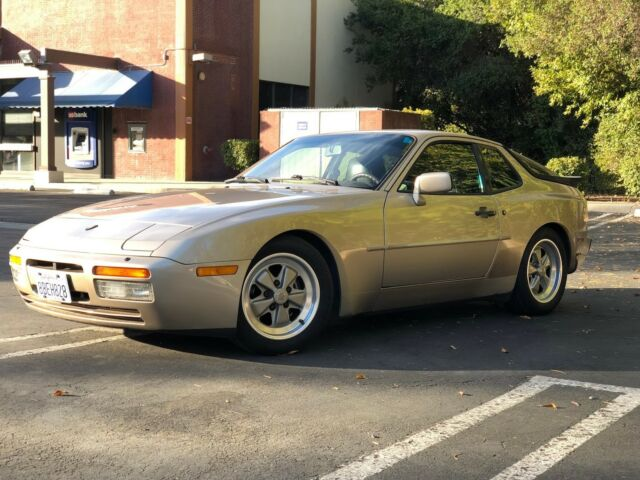 Ultimate 1986 Porsche 944 Turbo W Lsd Fuchs And Sport Touring Package For Sale Porsche 944 951 1986 For Sale In Sunnyvale California United States