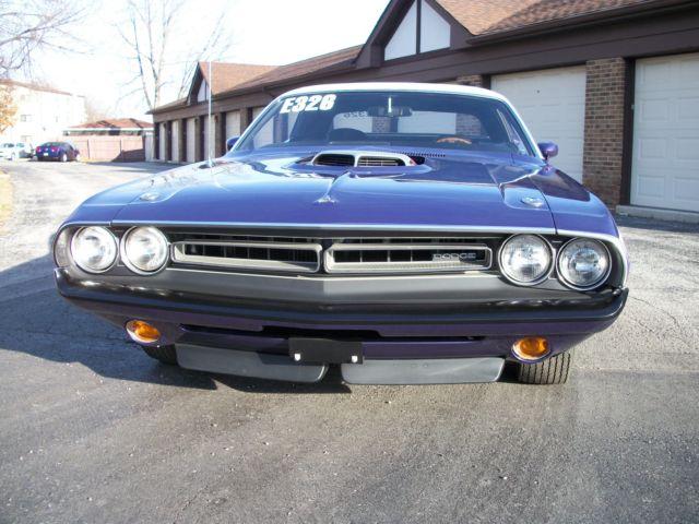... Shaker & Docs for sale - Dodge Challenger 1971 for sale in Frankfort