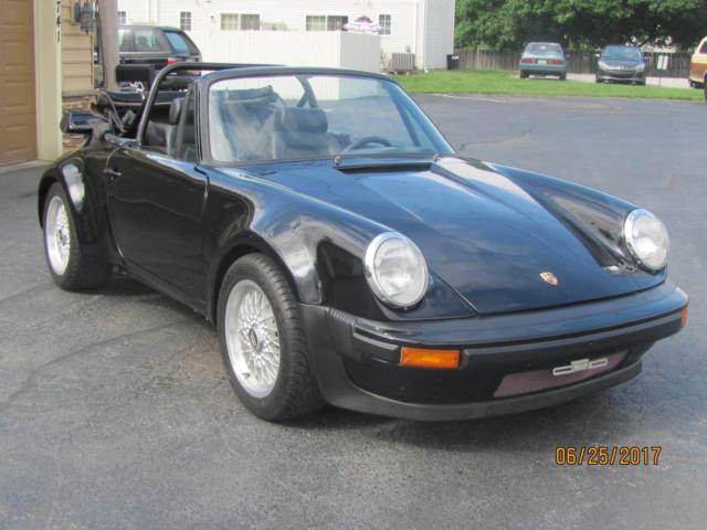 up for auction 1980 covin 911 widebody cabrolet replica for sale porsche 911 1980 for sale. Black Bedroom Furniture Sets. Home Design Ideas