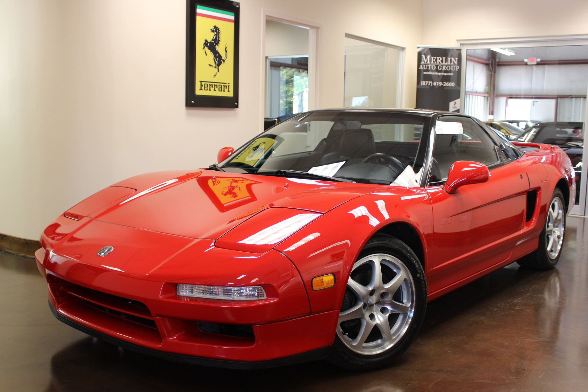 Used Acura Nsx For Sale >> Used 1992 Acura NSX Red Coupe V6 3L Manual leather All Original for sale - Acura NSX 1992 for ...