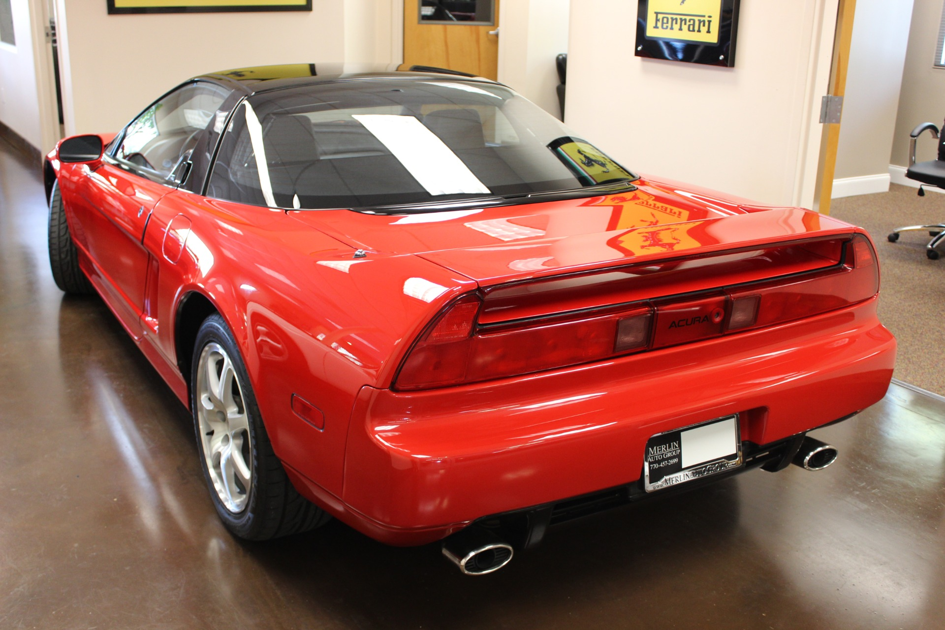 used 1992 acura nsx red coupe v6 3l manual leather all original for sale acura nsx 1992 for. Black Bedroom Furniture Sets. Home Design Ideas