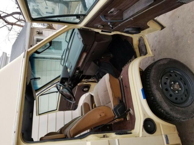 Vanagon High Top TDI with Low Miles for sale - Volkswagen