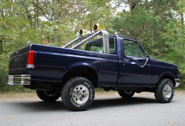 Very Fresh 4x4 Short Bed Pickup Truck 302 V8 5 Speed Manual Guide