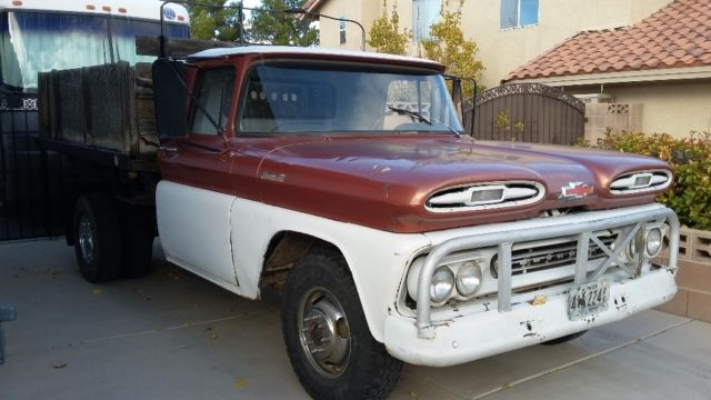 very rare 1961 chevy apache c 30 dually for sale chevrolet other pickups apache c 30 1961 for. Black Bedroom Furniture Sets. Home Design Ideas
