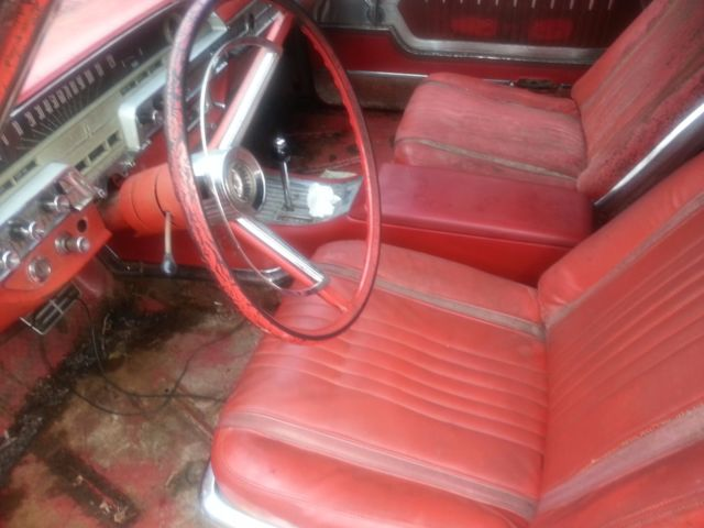very rare 1962 mercury s 55 convertible original paint and interior for sale mercury monterey. Black Bedroom Furniture Sets. Home Design Ideas