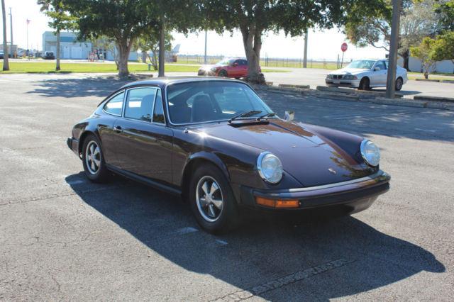 Very Rare Porsche 912e Fully Restored Only 2099 Made A