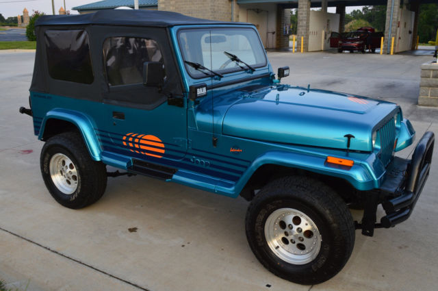 Jeep Yj Islander For Sale