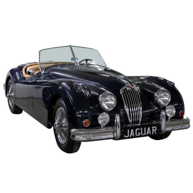 2001 Jaguar Xk Interior: Vintage 1955 Jaguar XK 140MC OTS Car For Sale