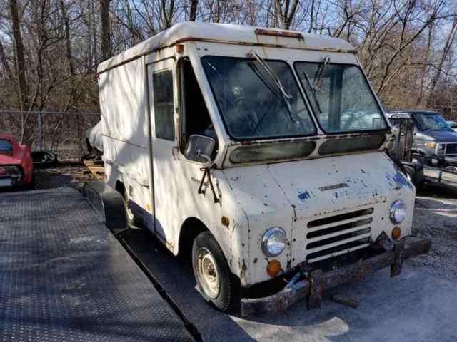 Vintage 1965 Dodge P200 Step Van Stepvan Bread Truck Postal