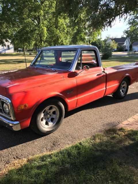 vintage chevrolet c 10 pickup truck 1969 utah chevy automatic for sale chevrolet c 10 1969 for. Black Bedroom Furniture Sets. Home Design Ideas