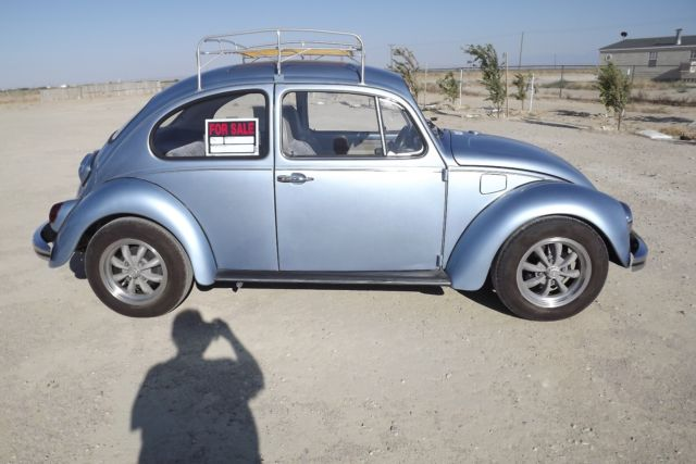 Volkswagen Beetle 1970 Newly Rebuilt Car Inside Outside