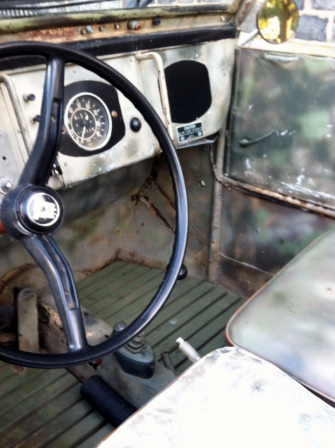 Volkswagen Homemade Kubelwagen / Thing Runs, and Drives great ! COOL RIDE ... for sale ...