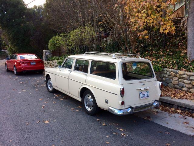 Volvo 1968 122 S 122s Amazon Wagon Gorgeous California ...