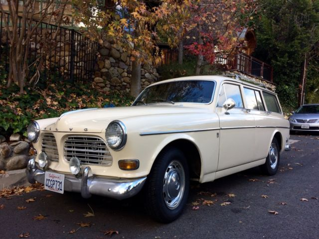 Volvo 1968 122 S 122s Amazon Wagon Gorgeous California Volvo P1800 P 1800 S 544 For Sale Volvo