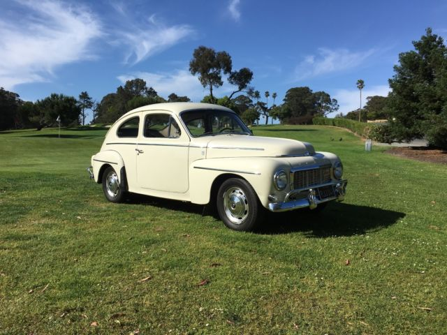 Volvo 544 sport 1965 original owner rebuilt engine in for Volvo motors for sale