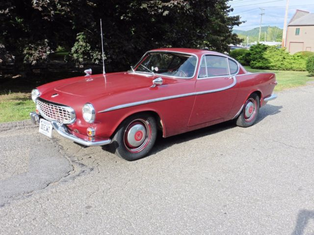 Northern California No Rust: Volvo P1800, 1800S Solid No Rust California Car, Now In