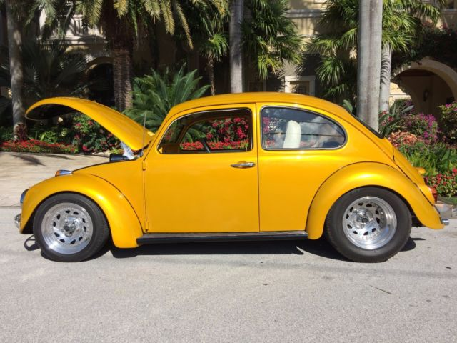 VW Beetle Bug - Hot Rod Chevy V8 Conversion for sale - Volkswagen Beetle - Classic 1970 for sale ...