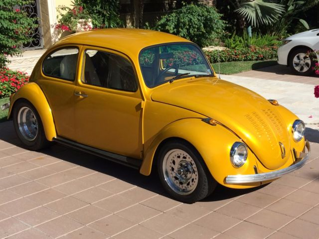 Vw Beetle Bug Hot Rod Chevy V8 Conversion For Sale