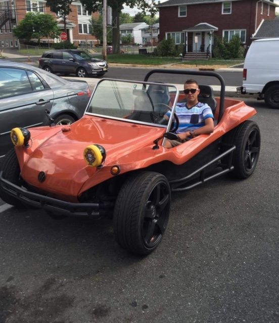 Volkswagen Bug For Sale: Vw Beetle Bug Meyers Manx Dune Buggy For Sale