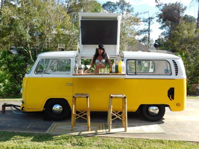 Ice Cream Bar Food Truck
