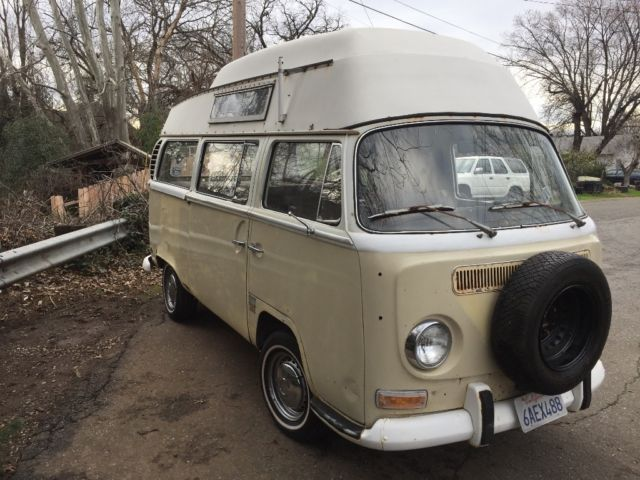 New Volkswagen Camper >> vw camper for sale - Volkswagen Bus/Vanagon Adventure wagon 1971 for sale in Chico, California ...