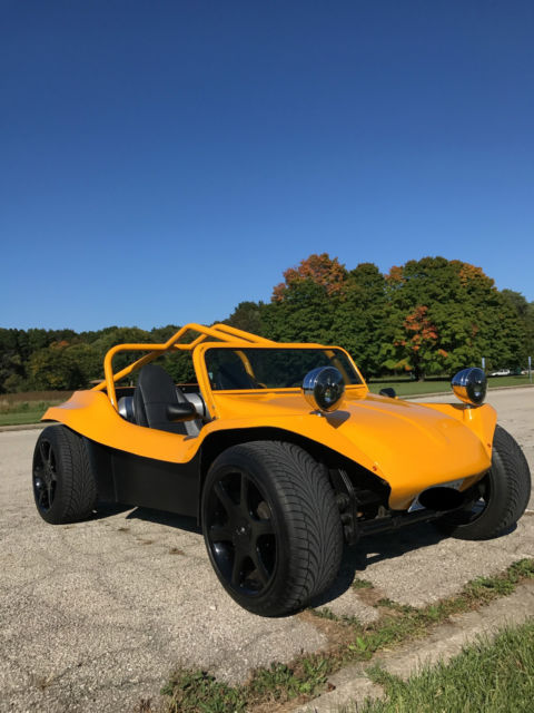VW DUNE BUGGY 1971 ELECTRONIC FUEL INJECTION, HOT ROD, 1600