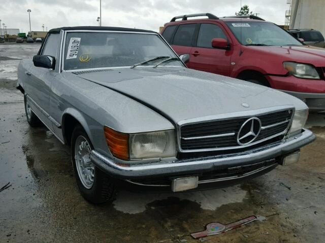 water damage for sale mercedes benz sl class 1980 for sale in miami florida united states. Black Bedroom Furniture Sets. Home Design Ideas