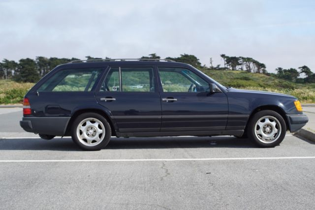 Well maintained 1987 mercedes benz 300td turbo diesel for Mercedes benz diesel wagon for sale