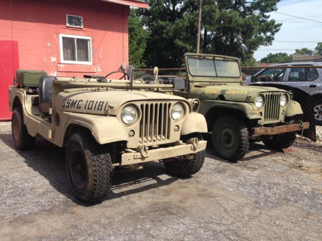 willys jeep m38a1 for sale jeep m38a1 1953 for sale in raleigh north carolina united states. Black Bedroom Furniture Sets. Home Design Ideas