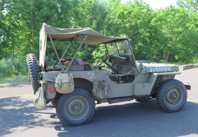 wwii army jeep for sale ford jeep 1946 for sale in lansdale pennsylvania united states. Black Bedroom Furniture Sets. Home Design Ideas