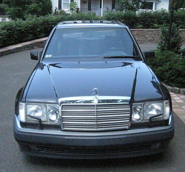 X Rare 1993 Mercedes Benz 500e Hi Performance 1 Of 1576